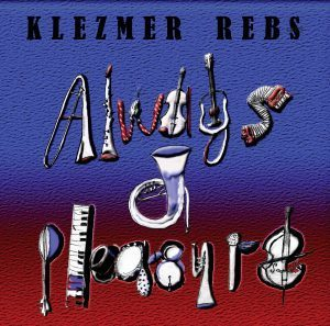 KLEZMER REBS PLAY LIVE IN AUCKLAND AT LIMMUD 2016