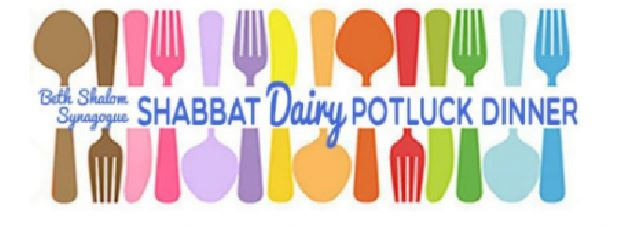 POTLUCK DINNER FRIDAY 30TH OCTOBER, LED BY HEBREW SCHOOL