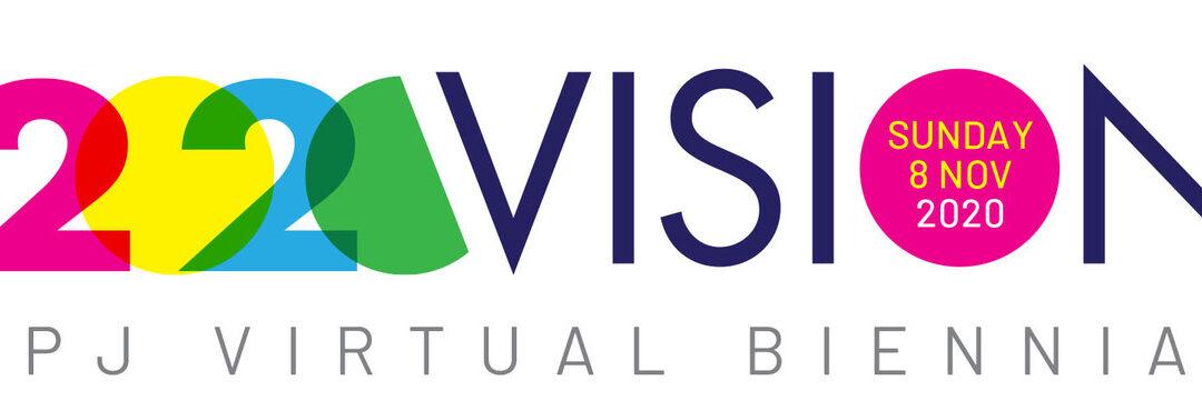 SAVE THE DATE!  UPJ Virtual Biennial: 2020 Vision, Sunday 8 November 2020