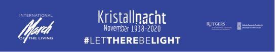 KRISTALLNACHT November 1938-2020