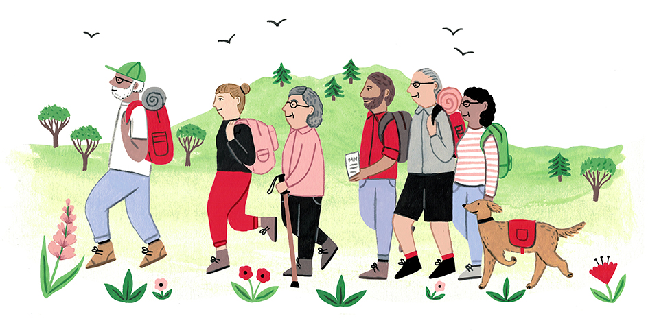 CHANGE OF DATE! Sunday 8 August, 10:30am Beth Shalom Walking Group